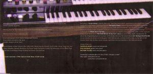 Original gatefold, designed to resemble a mini-vinyl album.