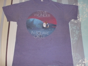 The original t-shirt, 2012.