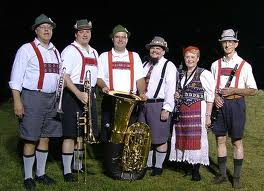 This is a polka band who I hope never to hear play.