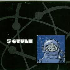 Five Style's debut album on Sub Pop (1995)