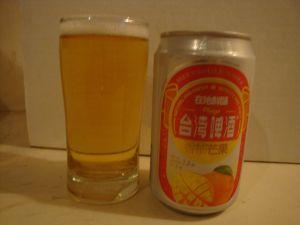 Fruit beer mango