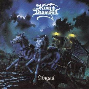 juke 4-Abigail_(King_Diamond_album)