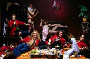 This is Van Halen. Accept no substitutes.