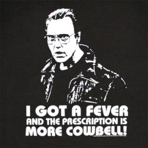 juke 7SNL_Fever_Cowbell_Black_Shirt