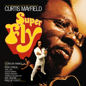 Curtis Mayfield Superfly HIGH RESOLUTION COVER ART