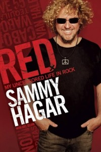 1001_Sammy-Hagar-Red_book_cover